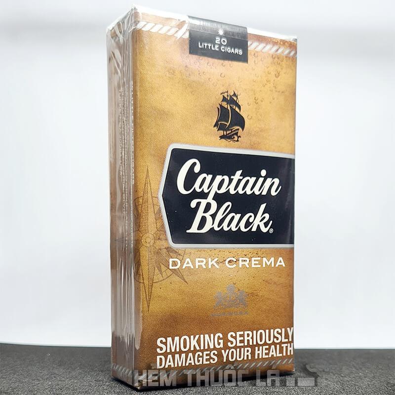 captain black dark crema