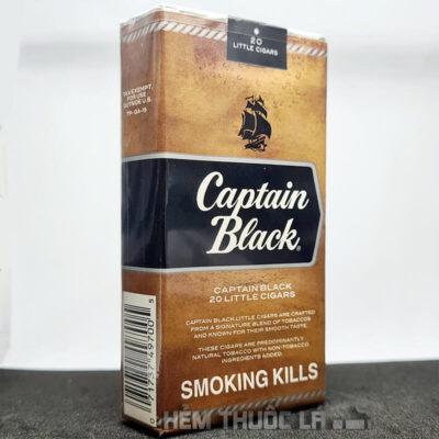 thuốc lá captain black dark crema