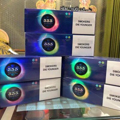 555 sphere zesty ba số bấm