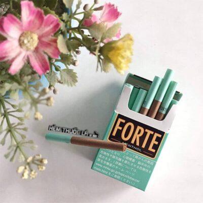 thuốc lá forte menthol